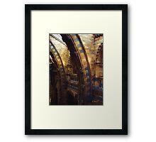 Vaulting Toward Heaven Framed Print