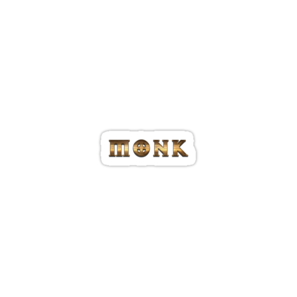 Monk (Rust Version) by tombst0ne