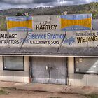Vintage Garage, Little Hartley, NSW by Adrian Paul