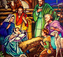 The Nativity by Jean Hildebrant