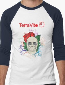 Colourful Skull  T-Shirt