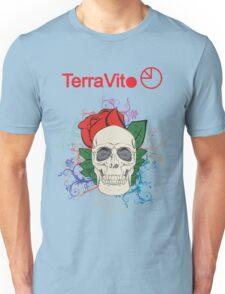 Colourful Skull  Unisex T-Shirt