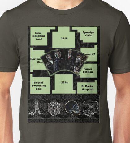 Cluelocked Unisex T-Shirt