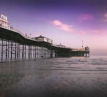 Spring Pier by Toby Pocock