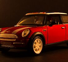 Mini Cooper by Peter Elliott