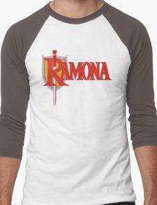 THE LEGEND OF RAMONA Men's Baseball ¾ T-Shirt