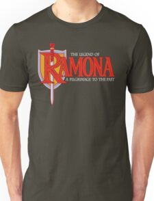 THE LEGEND OF RAMONA Unisex T-Shirt