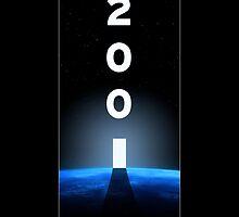 2001: a space odyssey (v.2) - aliasniko fan art by aliasniko