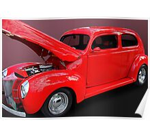 1940 Ford Poster