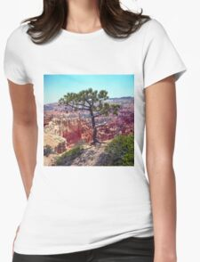 Canyon View Womens Fitted T-Shirt