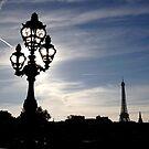 Pont Alexandre III, Paris by Nicholas Coates
