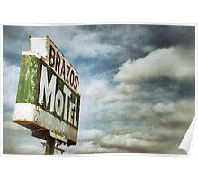 Brazos Poster