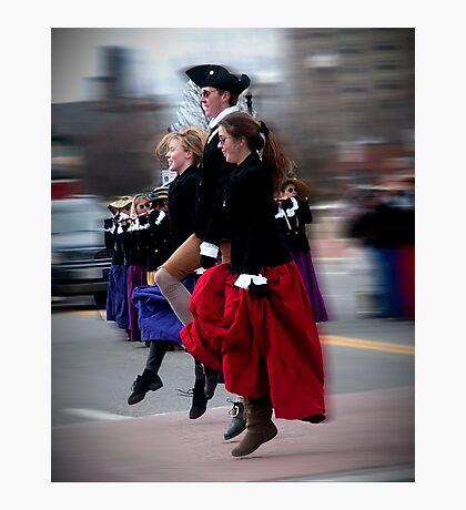 Step Dancing Photographic Print