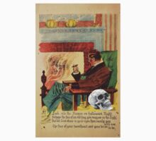 Trophy (Vintage Halloween Card) by Welte Arts & Trumpery