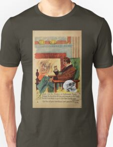 Trophy (Vintage Halloween Card) T-Shirt