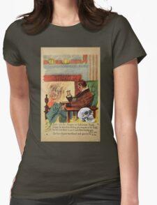 Trophy (Vintage Halloween Card) T-Shirt