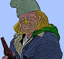 Shameless, Frank Gallagher by CultureCloth