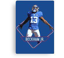 Odell Beckham Jr - New York Giants Canvas Print