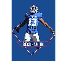 Odell Beckham Jr - New York Giants Photographic Print