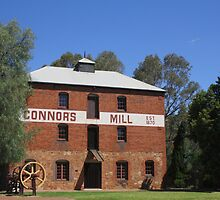 Connors Mill at Toodyay by myraj