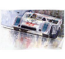 Porsche 917 10 RC Cola Team Follmer Poster