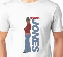 JONES. Martha Jones. Unisex T-Shirt