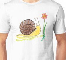 Snail Friend Unisex T-Shirt