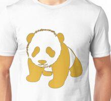 Golden Panda Unisex T-Shirt