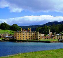 Port Arthur, Tasmania by Gabrielle  Lees