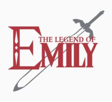 The Legend of Emily Kids Clothes