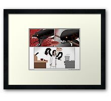 The Zesty-ness - Print Framed Print