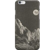 Victorian Moonscape iPhone Case/Skin