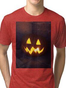 Jack O the Lantern! Tri-blend T-Shirt