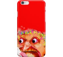 STAY IN SCHOOL iPhone Case/Skin