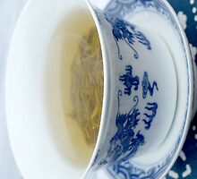 chinese green tea by offpeaktraveler