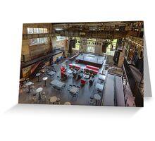 Powerhouse Museum • Brisbane • Queensland  Greeting Card