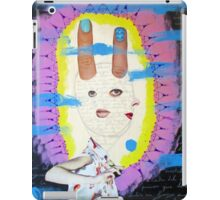 Alice through the looking glass iPad Case/Skin