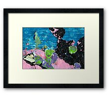 il be whatever you need me to be Framed Print