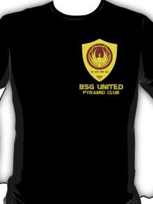 BSG United Pyramid Club T-Shirt