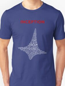 INCEPTION - A POEM WITHIN A TOTEM WITHIN A SHIRT Unisex T-Shirt