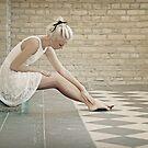 dancer by Darta Veismane