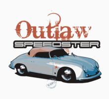 DLEDMV - Outlaw Speedster Kids Clothes