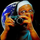 Nun's New Leica by David Rozansky