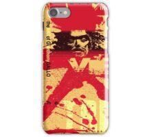crow shaman iPhone Case/Skin