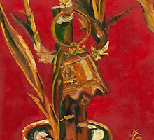 Bamboo Bell by Lester Ancheta