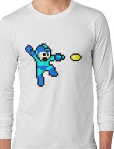 Blue Bomber Long Sleeve T-Shirt