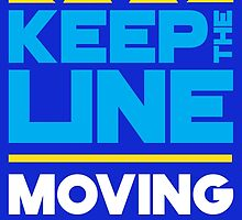 KC Royals: Keep the Line Moving by SkipHarvey
