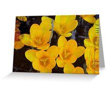 Blooming © Greeting Card