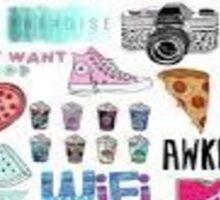 Tumblr Collage Sticker
