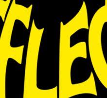 "'BATMAN v SUPERMAN' Ben Affleck ""Batfleck"" Logo Sticker"